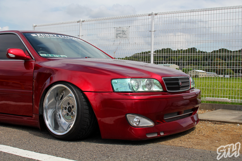 Funny Fellows JZX100