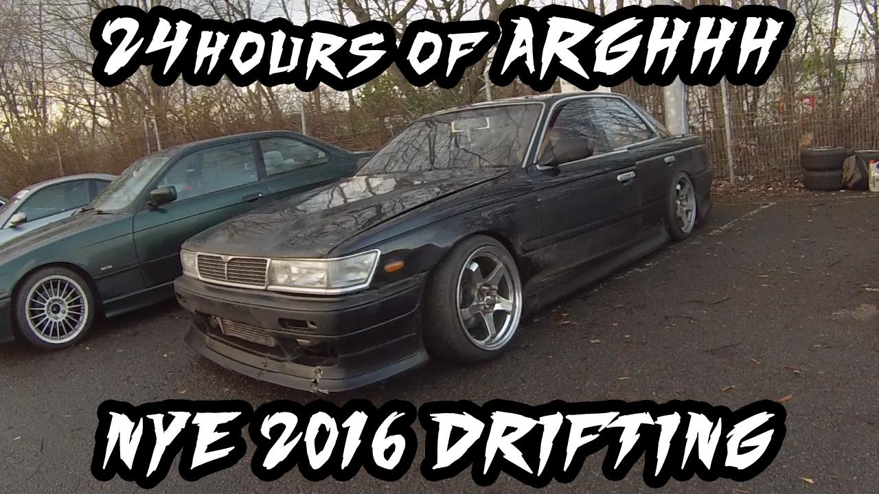 NYE 2016 Drifting