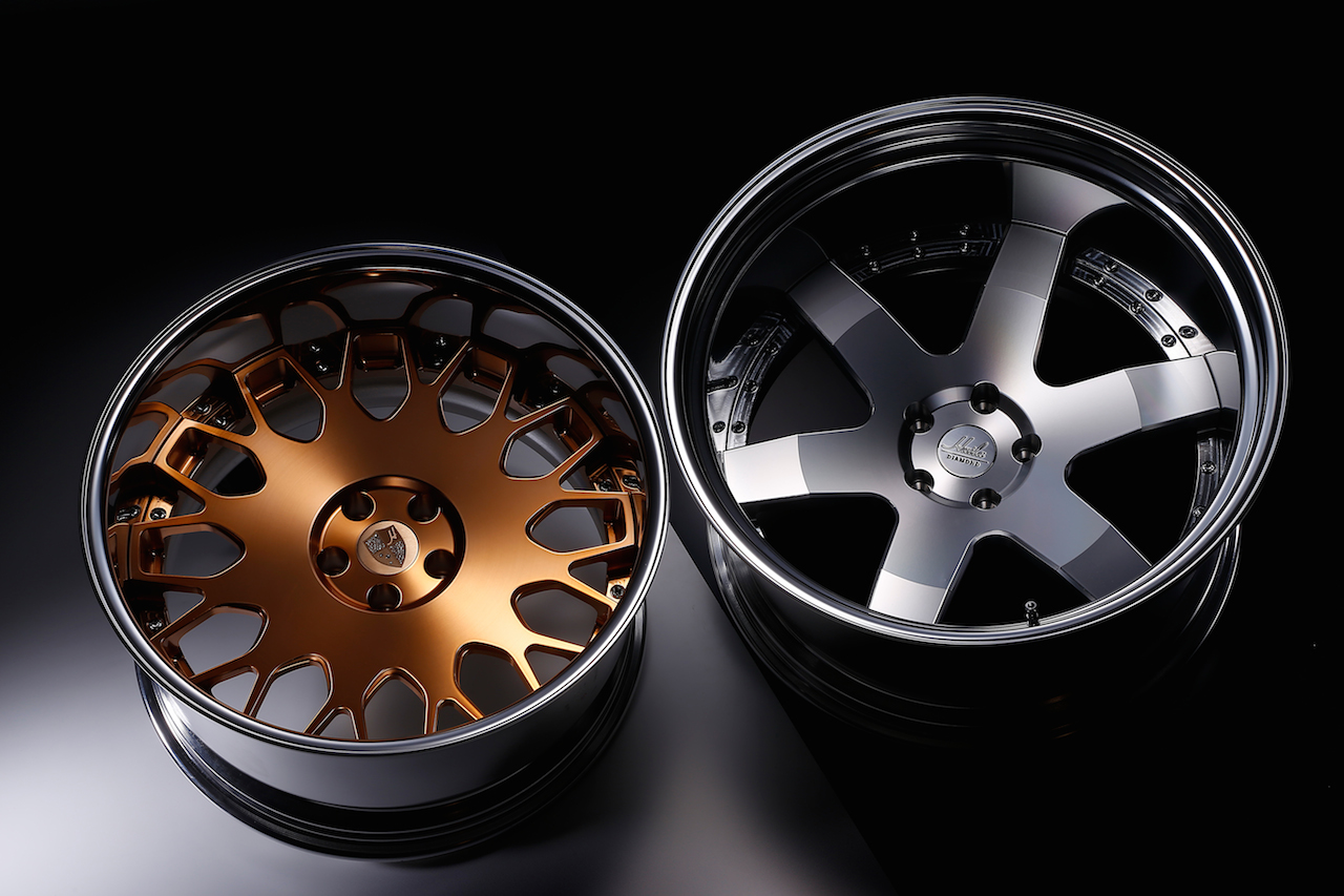 HAILA DIAMOND Wheels