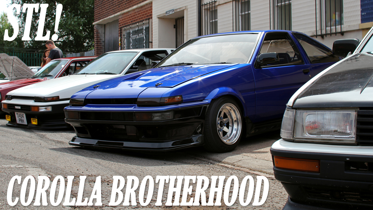 Corolla Brotherhood 2018 Video