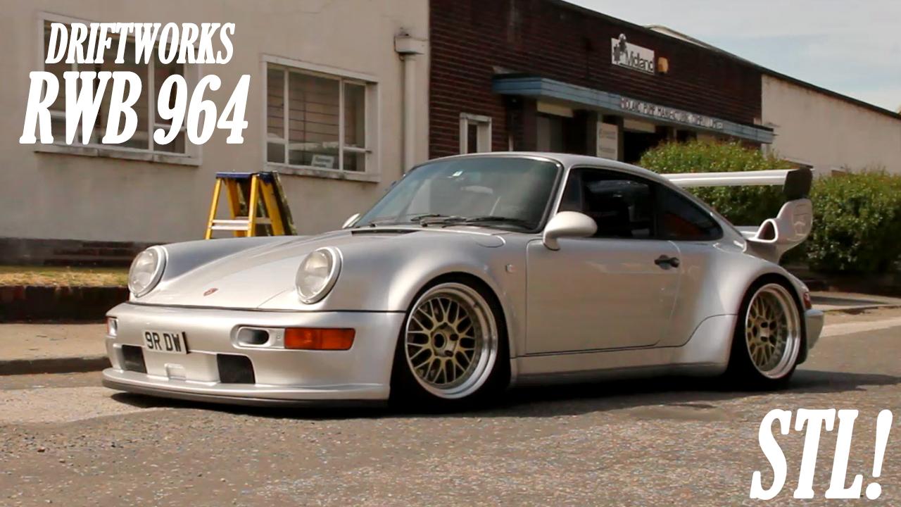 Driftworks RWB 964
