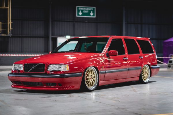 STREET TRACK LIFE FITTED UK VOLVO 850R