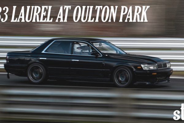 C33 Laurel First Track Day at Oulton Park