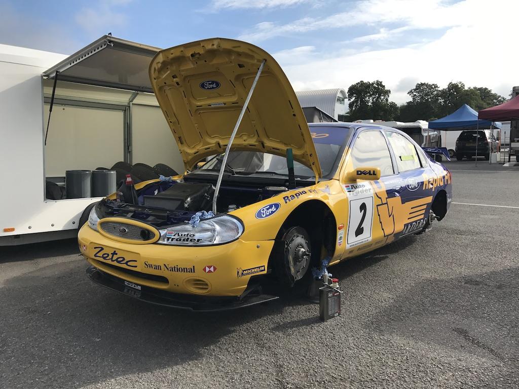 Prodrive Ford Mondeo BTCC