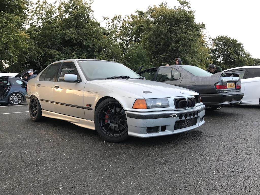 E36 & P10