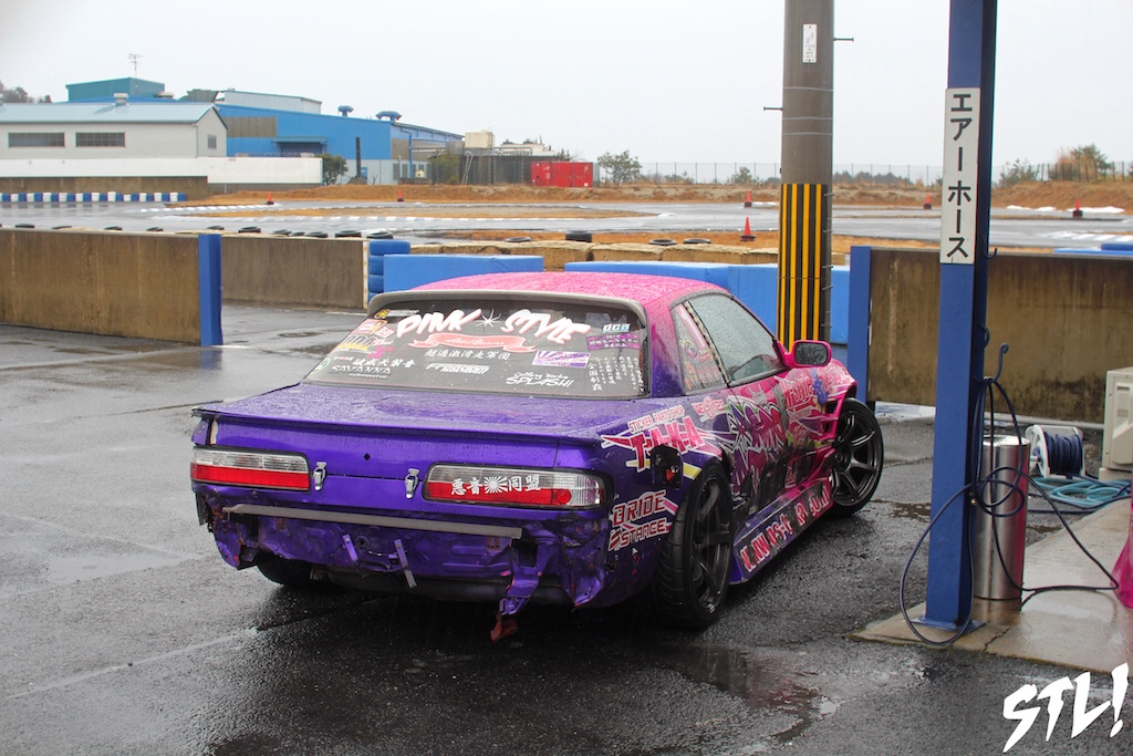 Miki Pink Style S13 Meihan