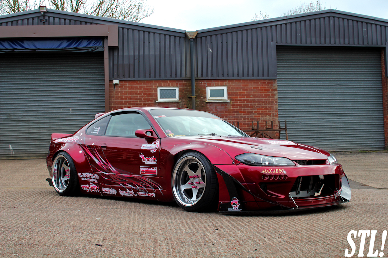 TOOLEY ROCKET BUNNY S15