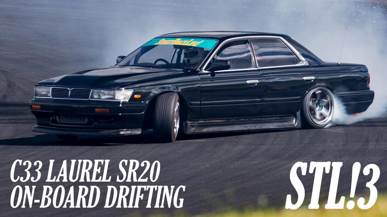 STL3 C33 Drifting
