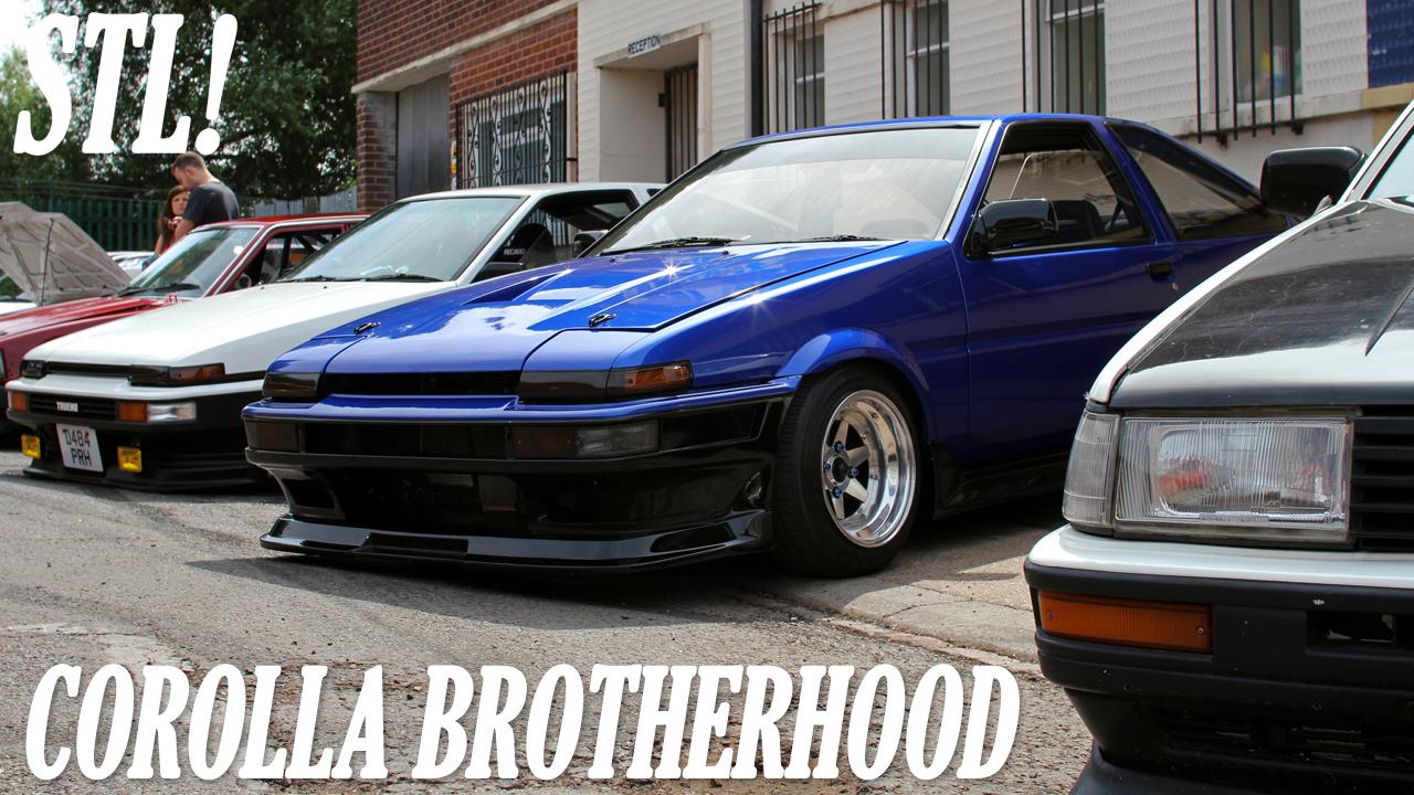 Corolla Brotherhood 2018 Video