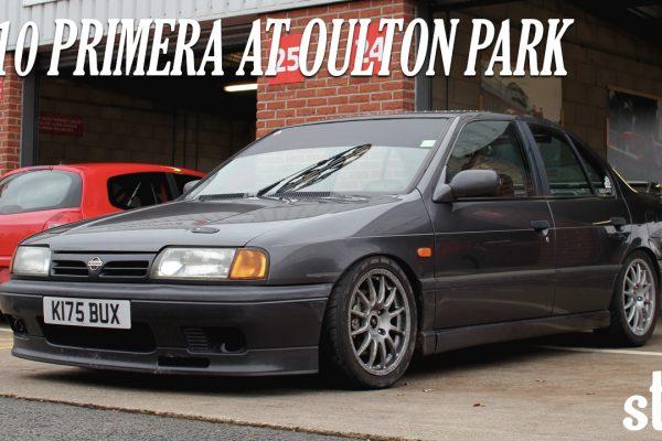 Jamie P10 eGT Oulton Park